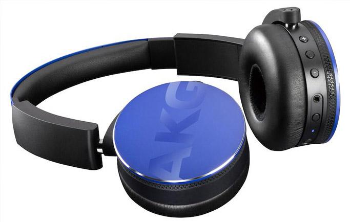 AKG Y50BT синие