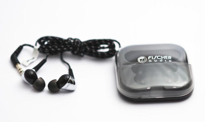 Fischer Audio Genesis с коробочкой для  хранения