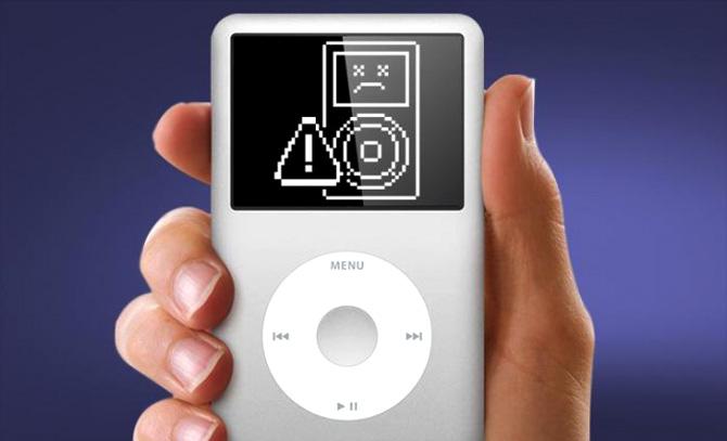 iPod Classic RIP