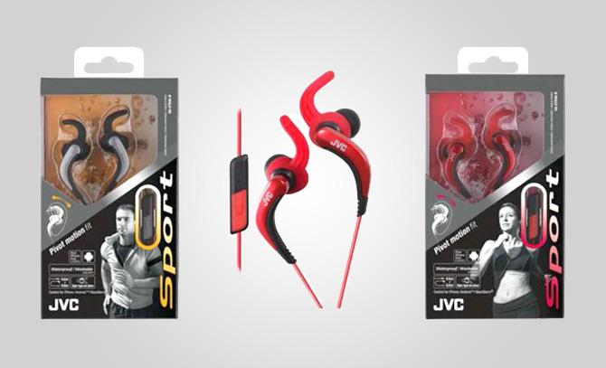 JVC HA-EN10 & HA-ENR15
