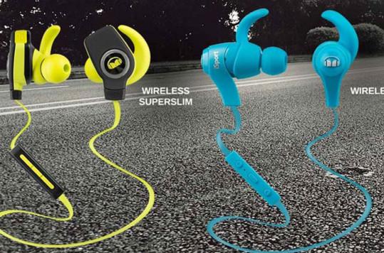 Monster iSport Bluetooth Wireless