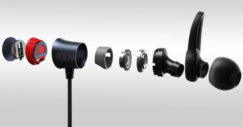 OnePlus Bullets с 9,2-миллиметровыми драйверами