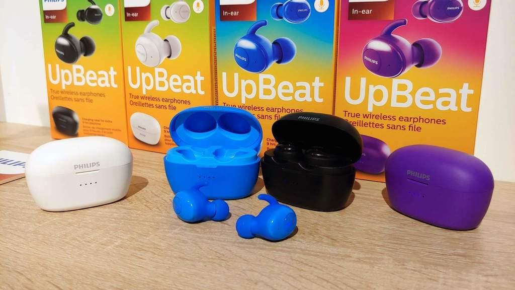 UpBeat SHB2505 в четырех цветах