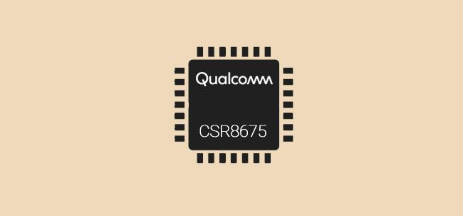 Чипсет Qualcomm CSR8675 с поддержкой aptX HD