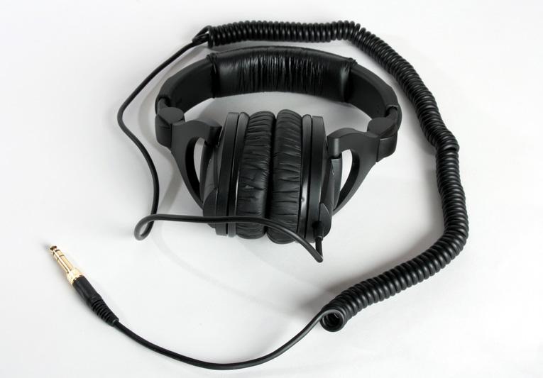 HD 280 со спиральным кабелем