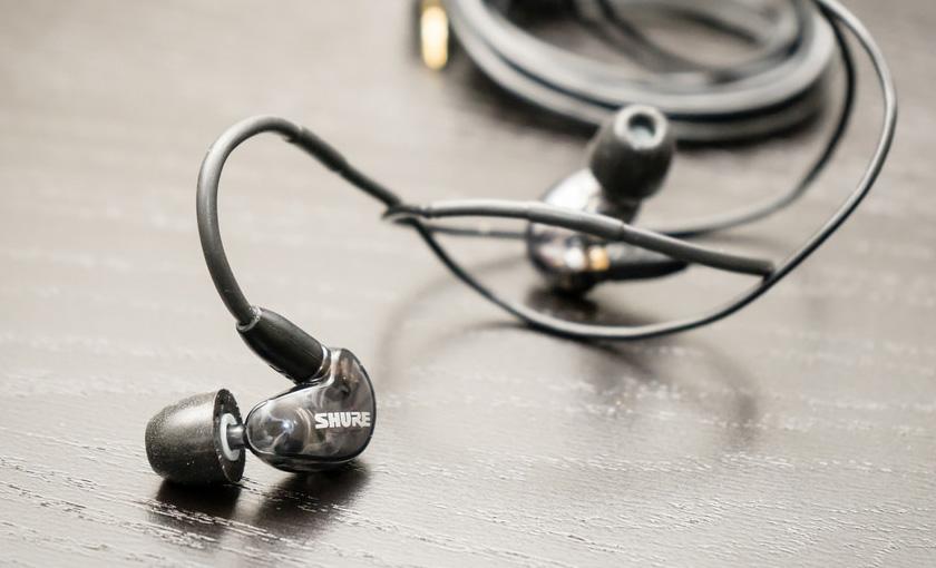 SE215 - качество звука