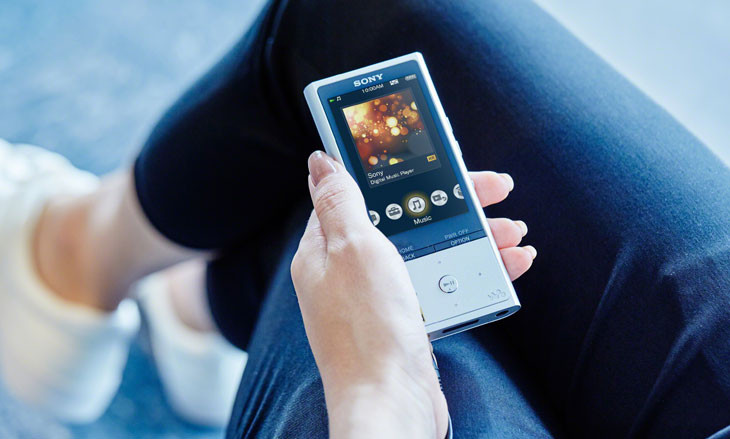 3 новых Sony Walkman