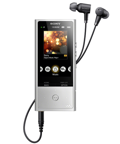 Sony Walkman NW-ZX100HN