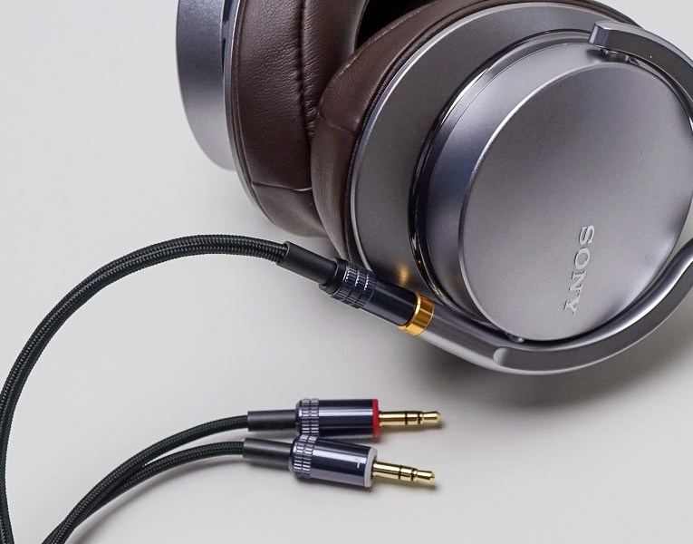 Sony MDR-1A со съемным кабелем